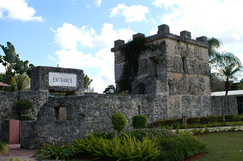 Coral Castle Night Tour